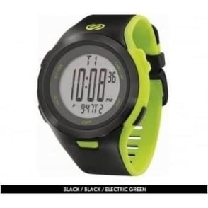 Soleus Ultra Sole Running Watch Black/Electric Green