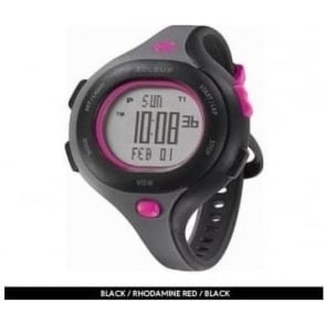 Soleus Chicked Running Watch Women's Black/Pink