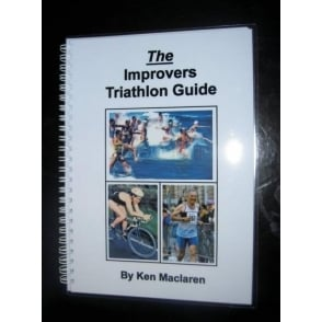 Generic The Improvers Triathlon Guide Book by Ken MacLaren