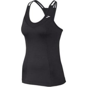 Brooks Epiphany Support Tank II Black Women's