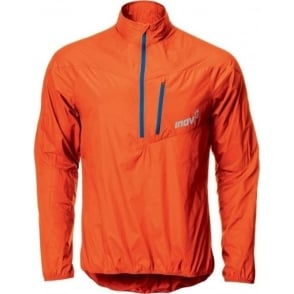 Inov8 Race Elite 70 Windshell Running Smock Orange Mens