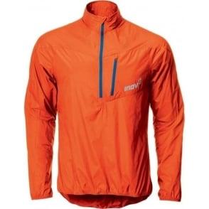 Inov8 Race Elite 70 Windshell Running Smock Orange Mens