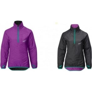 Inov8 Race Elite 220 Thermoshell Running Smock Purple/Teal/Black Women's