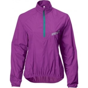 Inov8 Race Elite 60 Windshell Running Smock Purple/Teal Women's