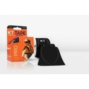 KT Tape Kinesiology Synthetic Tape Pro (20 Precut Strips)