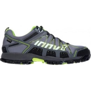 Inov8 Terroc 345 GTX Waterproof Trail Running and Walking Shoes Black/Lime