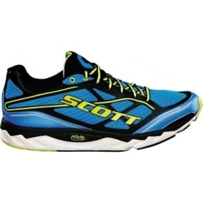 Scott ERide AF Support 2.0 Road Running Shoes Blue/Green Mens