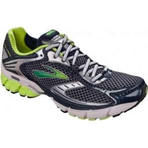 Brooks Aduro Road Running Shoes Midnight/Silver/Nightlife Mens