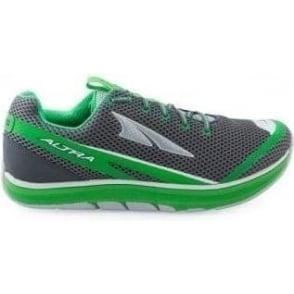 Altra Torin 1.5 Grey/Green Zero Drop Road Running Shoe Womens