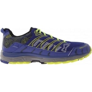 Inov8 Race Ultra 290 Trail Running Shoes Navy/Lime Mens