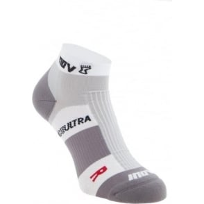 Inov8 Race Ultra Sock Low Twin Pack White/Grey