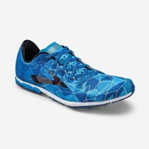 Brooks Mach 16 Running Spike Aquarius/Blithe/VictoriaBlue Mens