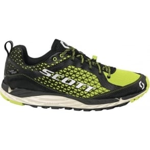Scott Kinabalu T2 HS Trail Running Shoes Black/Green Mens