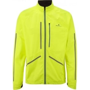 Ronhill Vizion Photon Jacket Fluo Yellow/Cobalt Mens