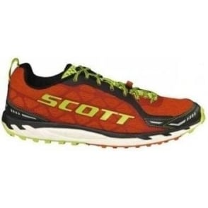 Scott Trail Rocket 2.0 Trail Running Shoes Red/Green Mens