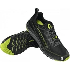 Scott T2 Kinabalu 3.0 Trail Running Shoes Black/Green Mens