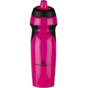 Ronhill Hydro Bottle FluoPink/Black