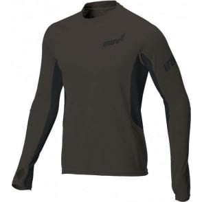 Inov8 Base Elite Long Sleeve Running Top Black Mens