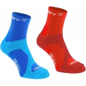Inov8 Prosoc High Red/Red and Blue/Blue (Twin Pack)