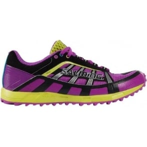 Salming Trail T1 Trail Running Shoes Purple/Cactus Flower Womens
