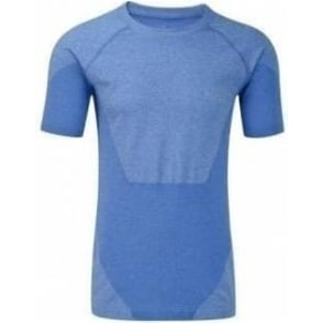 Ronhill Advance Cool Knit Short Sleeve Tee Electric Blue Mens