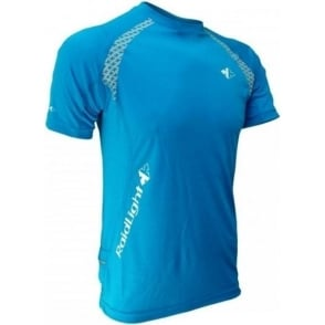 Raidlight Technical MC Tee Electric Blue Mens