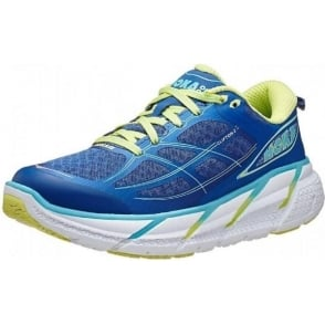 Hoka Clifton 2 Blue Womens