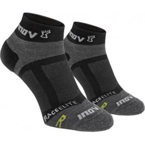Inov8 Race Elite Sock Low Black Twin Pack