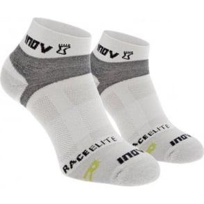Inov8 Race Elite Sock Low White Twin Pack