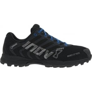 Inov8 Roclite 282 GTX Trail Shoes with Waterproof Upper Black/Blue Mens