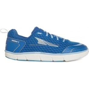 Altra Intuition 3 Blue Womens Zero Drop Road Running Shoes