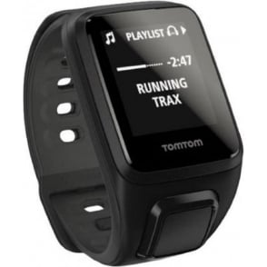 TomTom Runner 2 Cardio+Music Black Small