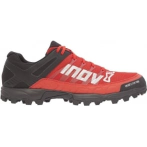 Inov8 Mudclaw 300 UNISEX PRECISION FIT Fell Running Shoes Black/Red