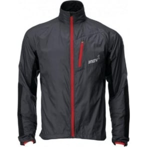 Inov8 Race Elite 105 Windshell Black/Red Mens