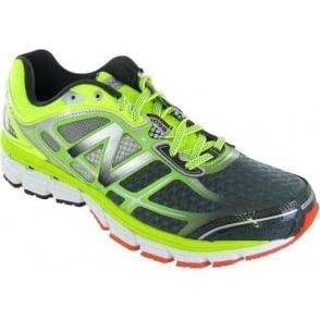 New Balance 860 V5 Green/Yellow 2E Width Mens