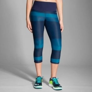Brooks Greenlight Capri SE RiverScape/River Womens