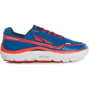 Altra Paradigm 1.5 Navy/Red Mens Zero Drop Road Running Shoe