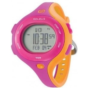 Soleus Chicked Orange/Pink Womens
