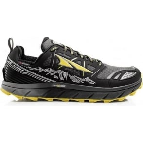 Altra Lone Peak 3.0 Neoshell Low Mens Trail Running Shoes Black/Yellow