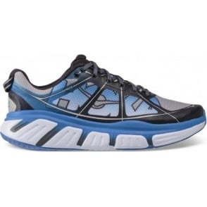 Hoka Infinite Blue/Grey Mens
