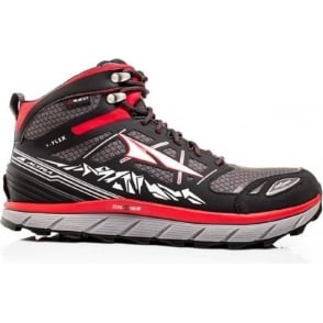 Altra Lone Peak 3.0 Neoshell Mid Mens Trail Running Boots Red