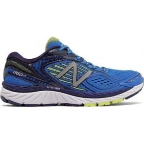 New Balance 860 V7 Blue Mens D WIDTH (STANDARD) Road Running Shoes