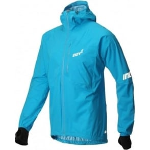 Inov8 AT/C Raceshell Full Zip Blue Mens