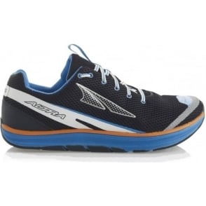 Altra Torin 1.5 Black/White Mens Zero Drop Road Running Shoe