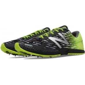 New Balance 900 v3 Cross Country Spikes Yellow/Black Mens