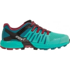 Inov8 Roclite 305 Womens STANDARD FIT Trail Running Shoes Teal/Black