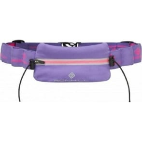Ronhill Cargo Belt Lilac/Fluo Pink