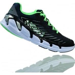 Hoka Vanquish 3 Womens Road Running Shoes Midnight Navy/Spring Bud