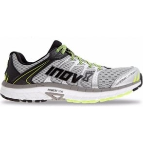 Inov8 Roadclaw 275 Mens Road Running Shoes Silver/Grey/Neon Yellow