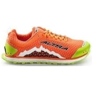Altra Lone Peak 1.5 Orange/Lime Womens